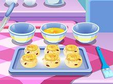 Butter and Raisin Buns