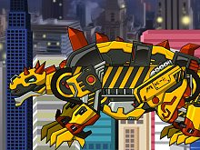 Dino Robot - Euoplocephalus