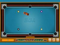 Billiards Drift