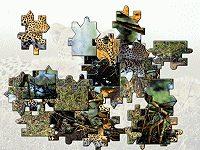 Big Leopard Jigsaw