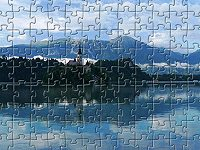 Lake Bled Jigsaw