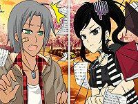 Manga Creator: School Days Page.3