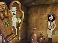 Katjas Escape - The Pharaohs Tomb