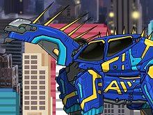 Dino Robot: Amargasaurus