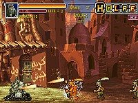 Metal Slug: Death Defense