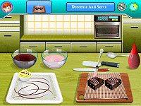 Saras Cooking Class for Brownies