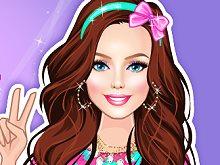 Fun Barbie Dressup