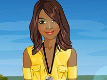 Fashion Studio: Safari Girl