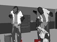 Mr. Vengeance Act 3: Zombie
