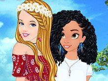 Princesses Staycation