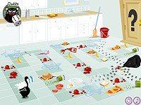 Fluffy's Kitchen Adventure