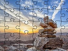 Jigsaw Puzzle Sunsets