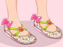 Princess Mulan Shoes Designer