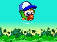 Green Chick Jump