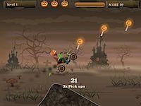 Pumpkin Head Rider
