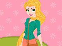Modern Rapunzel Spa Day
