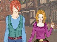 Video Game Couple Creator