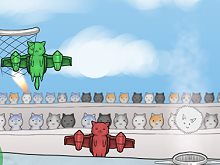 Jetcats: Spin Ball