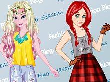 Fashion Blog: Four Seasons