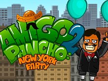 Amigo Pancho 2 - New York Party