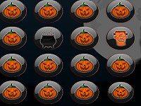 Halloween Mask Matching Game