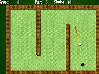 Tiny Golf