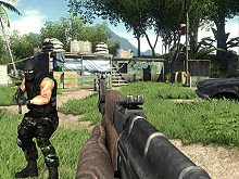Ghost Ops Shooter