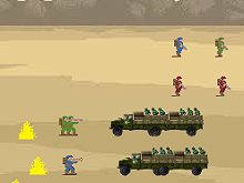Massive War Vs Battle Gear 3
