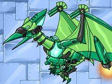 Combine! Dino Robot