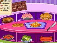Fastest Burger Maker