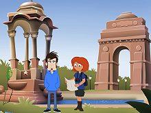 Skip Around the World - India