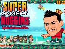 Super Soccer Noggins: Infinite Christmas Edition