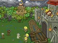 Knights vs. Zombies