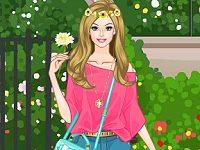 Secret Garden Dress Up
