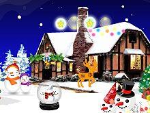 Christmas Front Yard Decoration