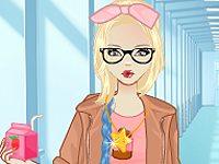 Mega School Girl Dress Up