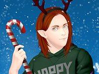 Cool Santa Dress Up