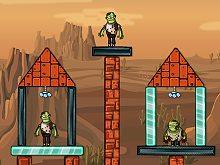 Zombie Demolisher 4
