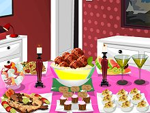 New Year Party Platter