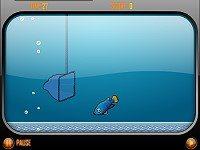 Aquarium Scoop Shoot