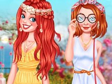 Princesses Braid Bloggers