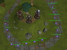 Fantasy Tower Defence 3D